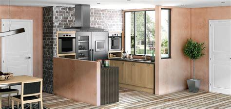 mur cuisine cuisine mur brique photo 8 10 cuisine avec un mur en