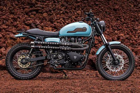 'baja 900' Triumph Scrambler