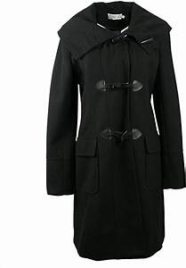 Amazon Com Monoreno Women 39 S Hooded Toggle Button Coat