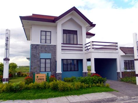 contemporary homes designs mabalacat panga estate home lot for sale at