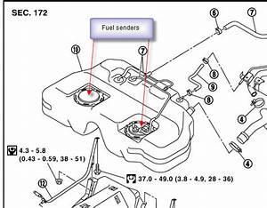 Nissan Altima Fuel Sensor Location