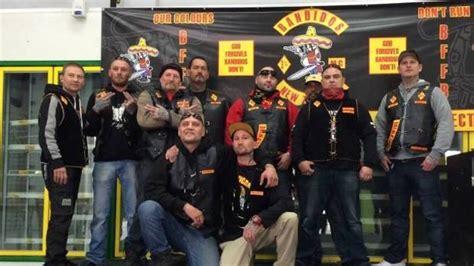 bandidos gang members including
