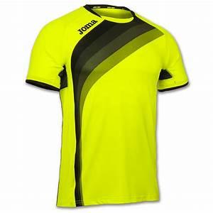 Tee Shirt Jaune Homme : tee shirt joma elite v jaune homme ~ Melissatoandfro.com Idées de Décoration
