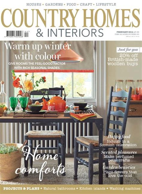country homes interiors magazine country homes interiors magazine february 2014