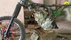 Japstyle Basic Yamaha Jupiter Mx 135 Old