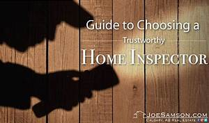 Guide To Choosing A Trustworthy Home Inspector