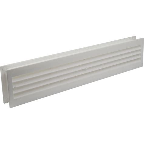 grille salle de bains blanche 45 5x9cm toolstation