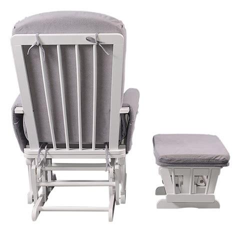 fauteuil d allaitement gliding chair de quax