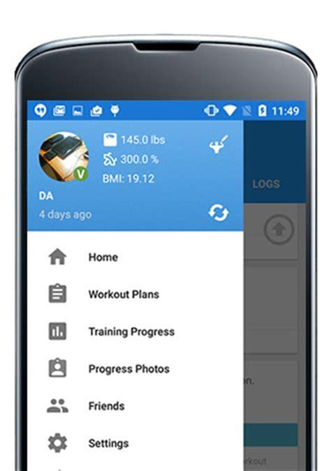 jefit android workout app jefit  android