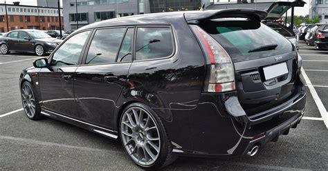 Realistic Dream Car, Saab 9-3 Turbo X Wagon