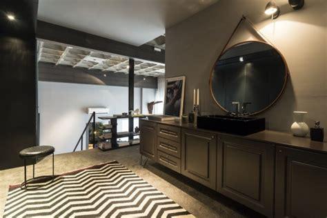 artful loft design