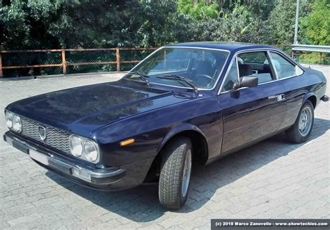 Cope Bata lancia beta coupe da rottame a cigno showtechies