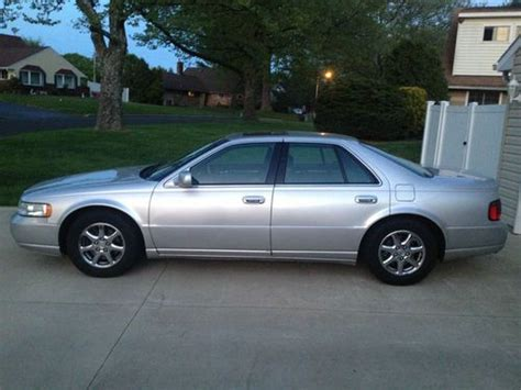 Purchase Used 2000 Cadillac Seville Sts Touring In