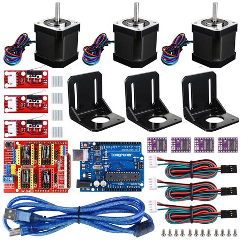 5 Axi Lathe Axi Diagram by For Arduino Professional 3d Printer Cnc Kit