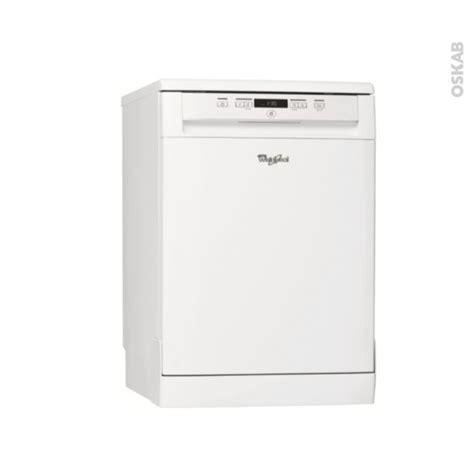 cuisine lave vaisselle lave vaisselle 10 couverts pose libre 45 cm blanc