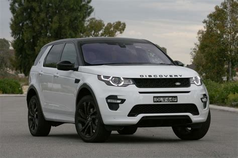 Review Land Rover Discovery Sport by 2018 Land Rover Discovery Sport Hse Td4 Review Suv Authority
