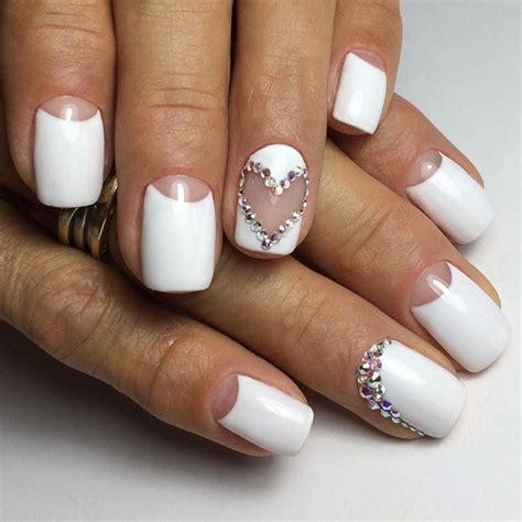 white nail designs 60 white nail designs nenuno creative