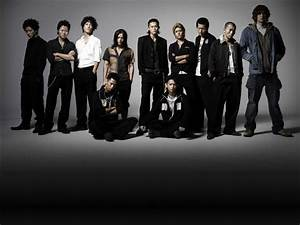Crows Zero wallpaper | 1024x768 | #80212