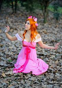 Giselle -Enchanted -pink 3 by LadyGiselle on DeviantArt