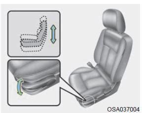 coussin siege conducteur kia picanto siège système de sécurité de votre véhicule