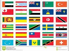 Flags Of The World 7 Of 8 Royalty Free Stock Image Image