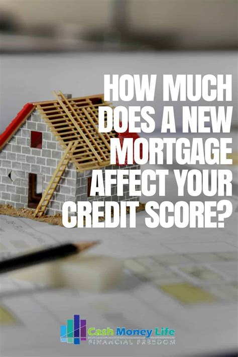 Does A New Mortgage Affect Your Credit Score?