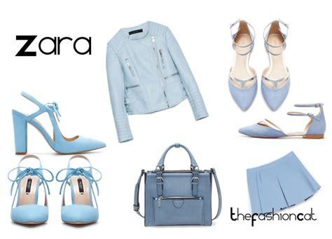 zara si e social recrutement light blue mood the fashion cat