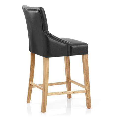 but chaise de bar chaise de bar faux cuir bois magna monde du tabouret