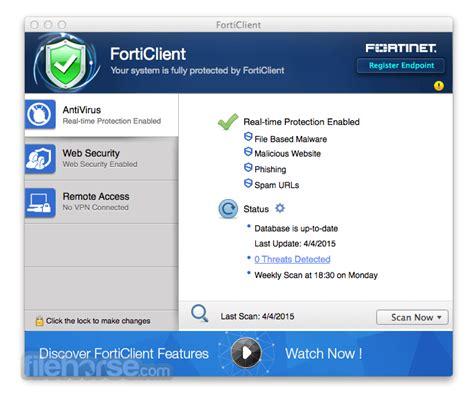 forticlient  build    mac filehorsecom