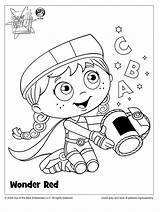 Coloring Super Why Pages Pbs Wonder Printable Readers Drawing Shows Sprout Printables Colouring Princess Boys Getcoloringpages Getdrawings Popular Categories Books sketch template