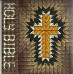 Plastic Canvas Bible Cover Patterns
