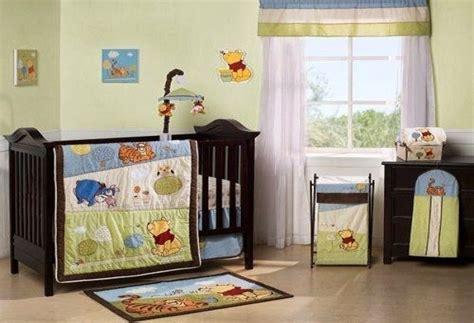 chambre winnie décoration chambre bébé garçon winnie l 39 ourson bébé et