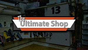 The Ultimate Shop! - (Wood Shop) Must See! Kim R Best
