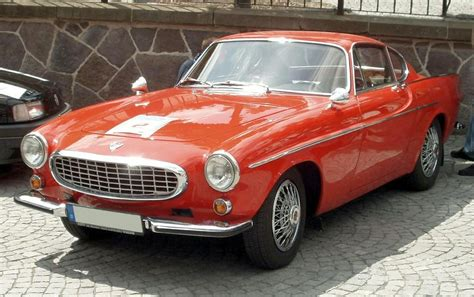 1001 Car Wallpapers: Volvo P1800