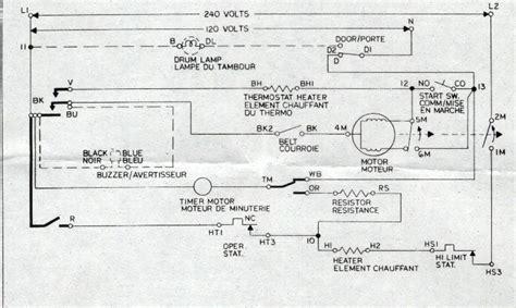 Whirlpool Dryer Wiring Diagram Fuse