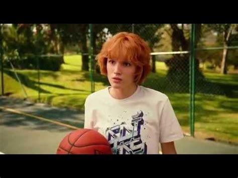 bella thorne blended  basketball funny scene