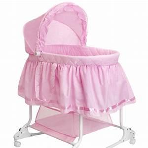 Himmelbett Für Mädchen : babywiege stubenwagen babyschaukel himmelbett bett rosa ~ Michelbontemps.com Haus und Dekorationen