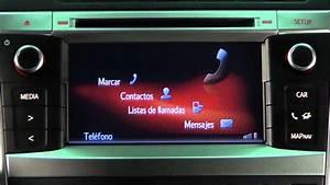 Toyota Touch And Go 2 : toyota verso modelo 2014 impresiones sistema multimedia toyota touch go 2 youtube ~ Gottalentnigeria.com Avis de Voitures