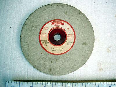 simonds wa   grinding wheel  white aluminum