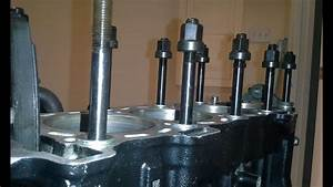 Cylinder Head Bolts Vs  Cylinder Head Studs Explained