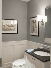 Paint Color For Bathroom With Beige Tile by Best Traditional Powder Room Design Ideas Amp Remodel