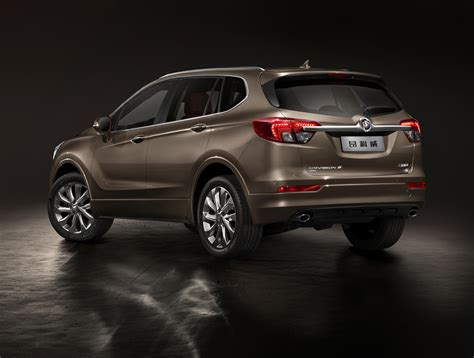 2018 Buick Envision Gm Authority