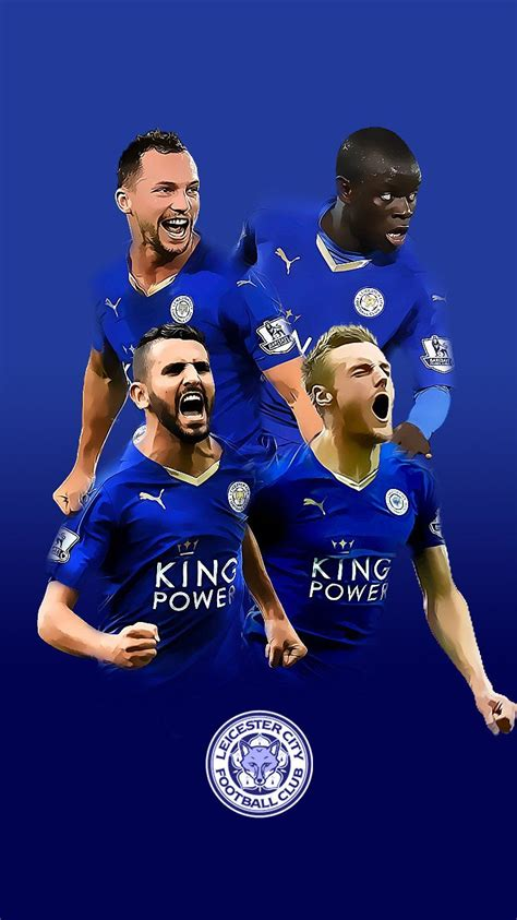 [19+] Leicester City F.C. Wallpapers on WallpaperSafari