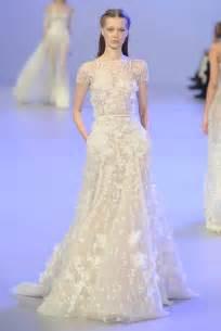 haute couture wedding dresses for 2014 elie saab4 weddingelation - Haute Couture Wedding Dresses