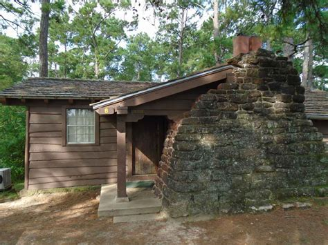 Bastrop State Park Cabin #8 ? Texas Parks & Wildlife