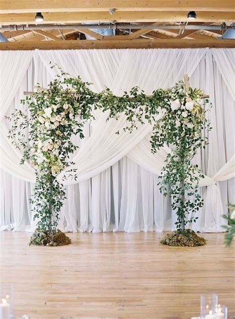 83+ Dreamy Unique Wedding Backdrop Ideas in 2020 Pouted