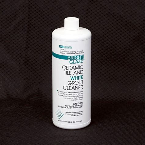 tile and grout cleaner bright glaze ceramic tile and