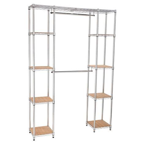 white wire closet systems wire closet organizers