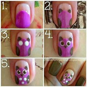 17 Step by Step Nail Art Instructions with Pictures and ...