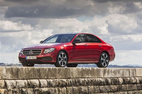 2017 Mercedes-benz E-class First Drive Review